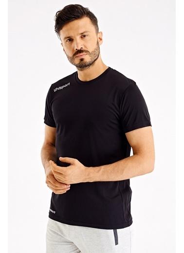 Uhlsport Uhlsport Erkek Antreman T-Shirt Essentıal Siyah
